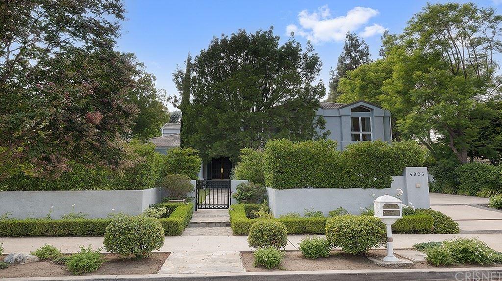 4903 Woodley Avenue, Encino, CA 91436 - MLS#: SR21184128