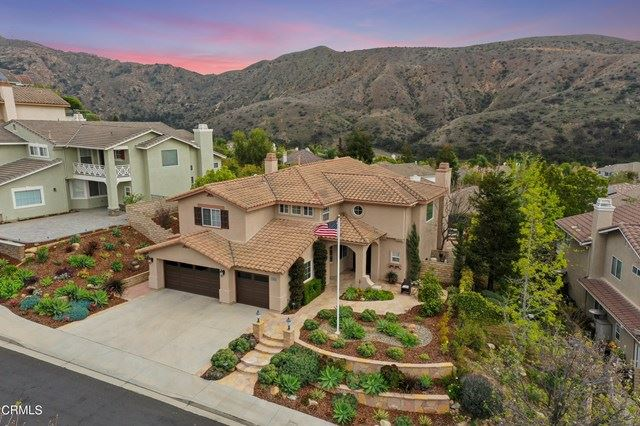 3466 Indian Ridge Circle Circle, Thousand Oaks, CA 91362 - #: V1-5128