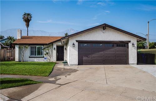 Photo of 9686 Langston Street, Rancho Cucamonga, CA 91730 (MLS # CV21078129)