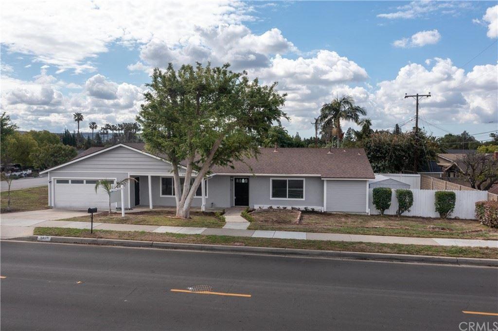 5461 Mountain View Avenue, Yorba Linda, CA 92886 - MLS#: OC21104129