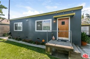 Photo of 724 CRESTMOORE Place, Venice, CA 90291 (MLS # 19456130)