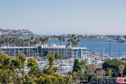 Photo of 13700 MARINA POINTE Drive #731, Marina del Rey, CA 90292 (MLS # 20625130)