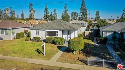 Photo of 11712 Simms Avenue, Inglewood, CA 90303 (MLS # 20635130)