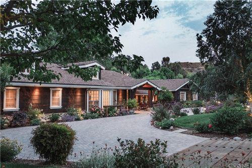 Photo of 5250 Round Meadow Road, Hidden Hills, CA 91302 (MLS # SR21139130)