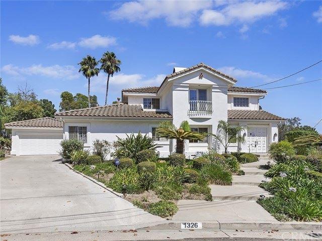 1326 Ridgeview Terrace, Fullerton, CA 92831 - MLS#: OC20144130