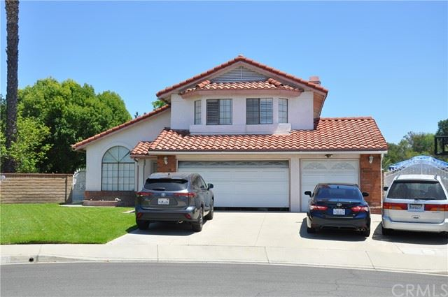 578 Diamond Place, Walnut, CA 91789 - MLS#: TR21138130