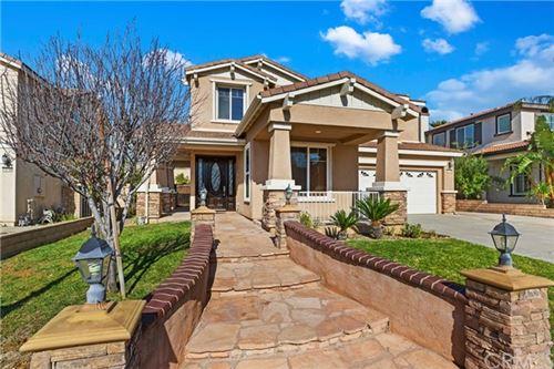 Photo of 13740 San Vincente Court, Rancho Cucamonga, CA 91739 (MLS # CV20247131)
