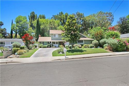 Photo of 7143 Deveron Ridge Road, West Hills, CA 91307 (MLS # SR21156132)