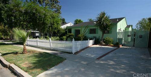 Photo of 5706 Bevis Avenue, Sherman Oaks, CA 91411 (MLS # SR21220132)