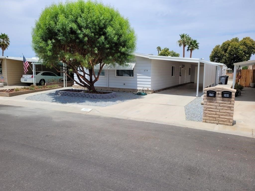 370 San Mateo Cir, Hemet, CA 92543 - MLS#: 210021132