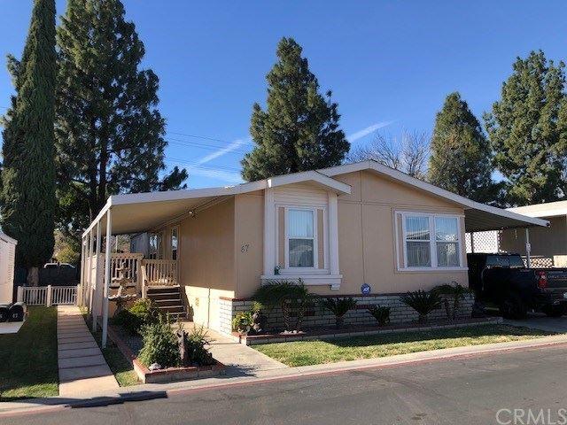 17400 Valley Boulevard #47, Fontana, CA 92335 - MLS#: CV21013132