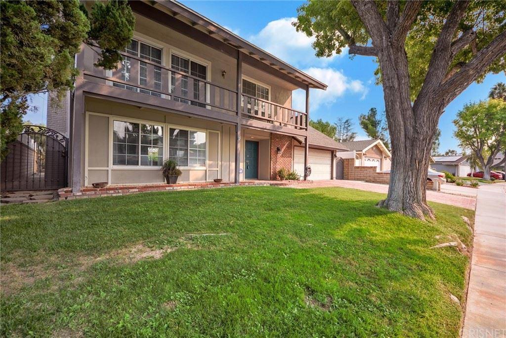 22930 Las Mananitas Drive, Valencia, CA 91354 - MLS#: SR21211132