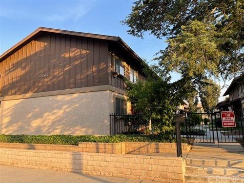Photo of 6667 Wilbur Avenue #37, Reseda, CA 91335 (MLS # SR21073133)
