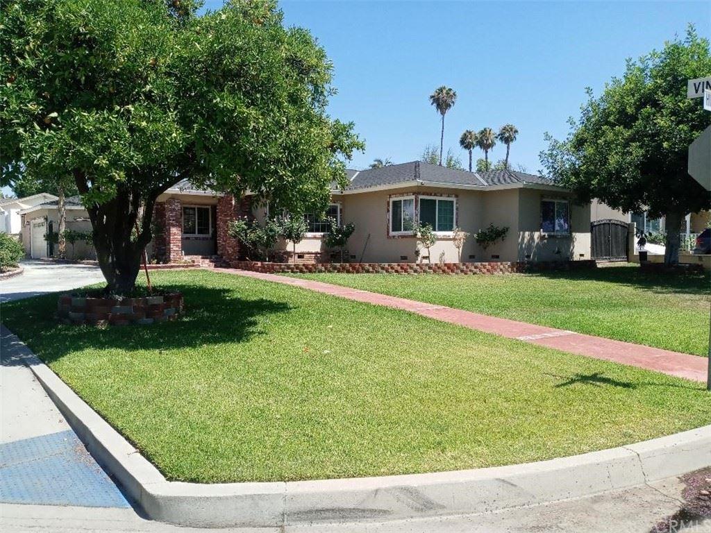 1002 S Hillward Avenue, West Covina, CA 91791 - MLS#: CV21169133