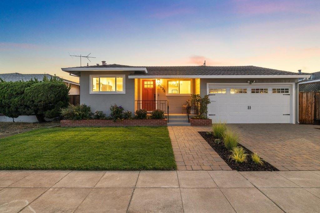 2072 Ginnever Street, San Mateo, CA 94403 - MLS#: ML81863133