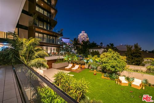 Photo of 8420 W Sunset Boulevard #503, West Hollywood, CA 90069 (MLS # 21779134)