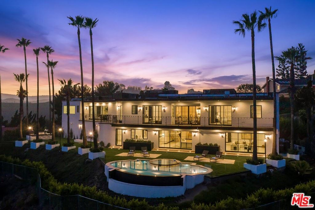 10932 Savona Road, Los Angeles, CA 90077 - MLS#: 21743134