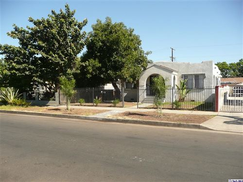 Photo of 1445 1447 1/2 W 59th Place, Los Angeles, CA 90047 (MLS # 320007135)