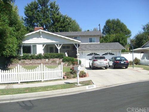 Photo of 23713 Bessemer Street, Woodland Hills, CA 91367 (MLS # SR21036135)