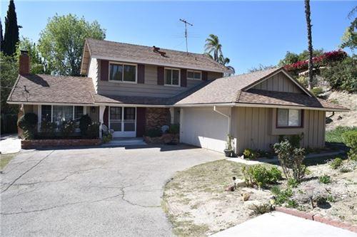 Photo of 7031 Scarborough Peak Drive, West Hills, CA 91307 (MLS # SR21040135)