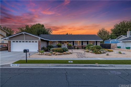 Photo of 39724 Country Club Drive, Palmdale, CA 93551 (MLS # SR21209135)