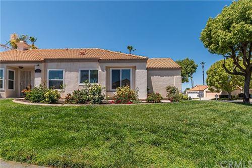 Photo of 27927 Palm Villa Drive, Menifee, CA 92584 (MLS # TR21095135)