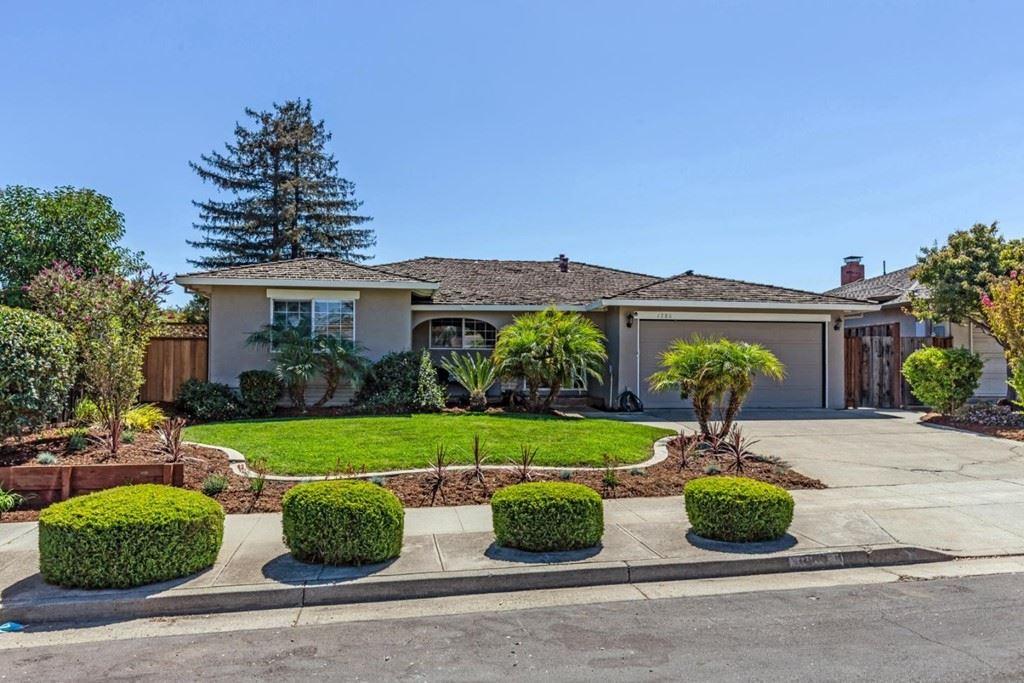 1586 Hyde Drive, Los Gatos, CA 95032 - MLS#: ML81864135