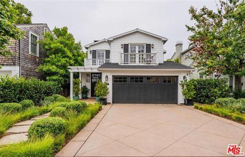 Photo of 827 HARTZELL Street, Pacific Palisades, CA 90272 (MLS # 20594136)