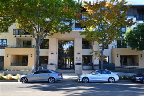 Photo of 1101 El Camino Real #313, Mountain View, CA 94040 (MLS # ML81838136)