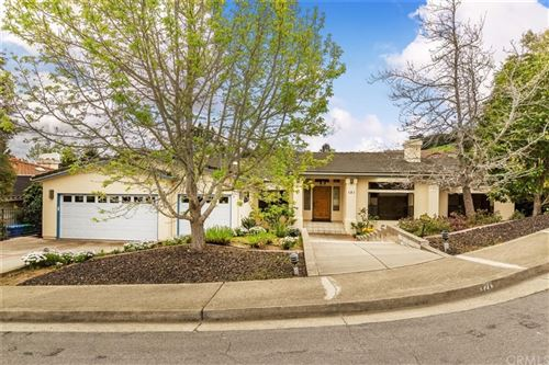 Photo of 121 Twin Ridge Drive, San Luis Obispo, CA 93405 (MLS # SC21034136)
