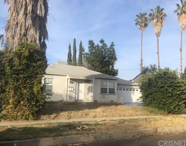 16925 Gault Street, Lake Balboa, CA 91406 - MLS#: SR21021136