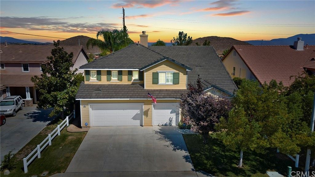 186 Goldenrod Avenue, Perris, CA 92570 - MLS#: SW21200136