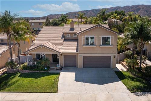 Photo of 13787 Palomino Creek Drive, Corona, CA 92883 (MLS # PW21202137)