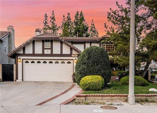 Photo of 24501 Heavenly Court, West Hills, CA 91307 (MLS # SR21078137)