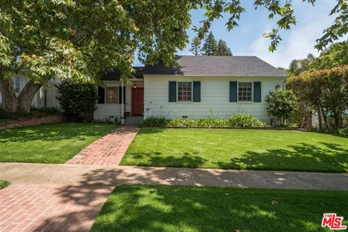 Photo of 568 Radcliffe Avenue, Pacific Palisades, CA 90272 (MLS # 20601138)