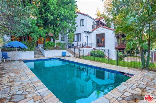 Photo of 8635 Wonderland Avenue, Los Angeles, CA 90046 (MLS # 21708138)