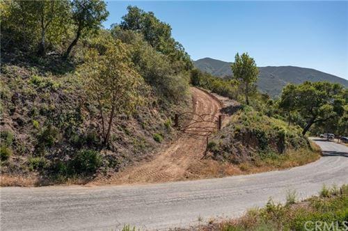 Photo of 0 Toro Creek Road, Atascadero, CA 93422 (MLS # NS21115138)