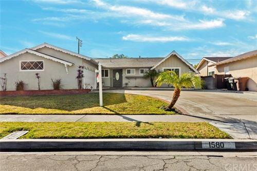 Photo of 1580 W Beacon Avenue, Anaheim, CA 92802 (MLS # PW21005138)