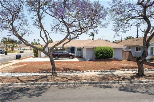 Photo of 12302 Santa Rosalia Street, Garden Grove, CA 92841 (MLS # OC21104139)