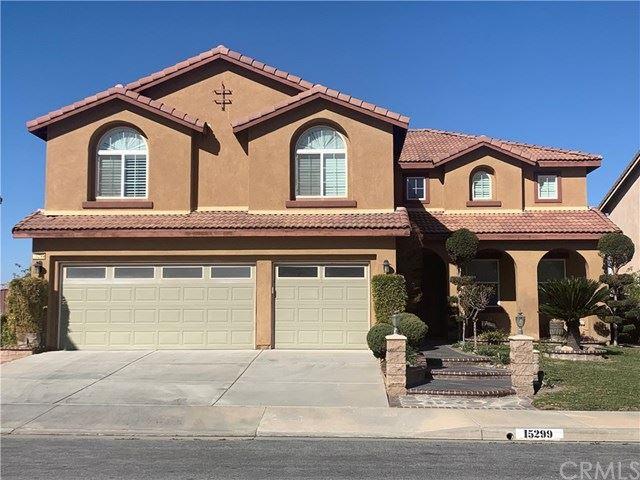 15299 La Casa Drive, Moreno Valley, CA 92555 - MLS#: AR21033139