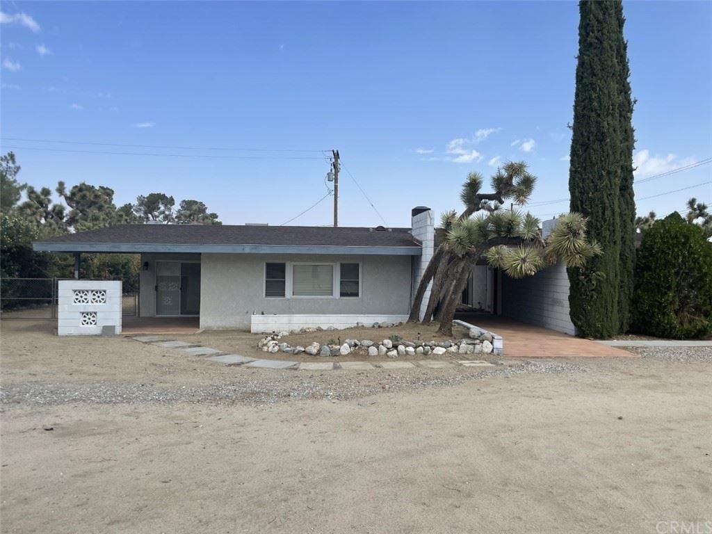 56886 Ivanhoe Drive, Yucca Valley, CA 92284 - MLS#: JT21223139