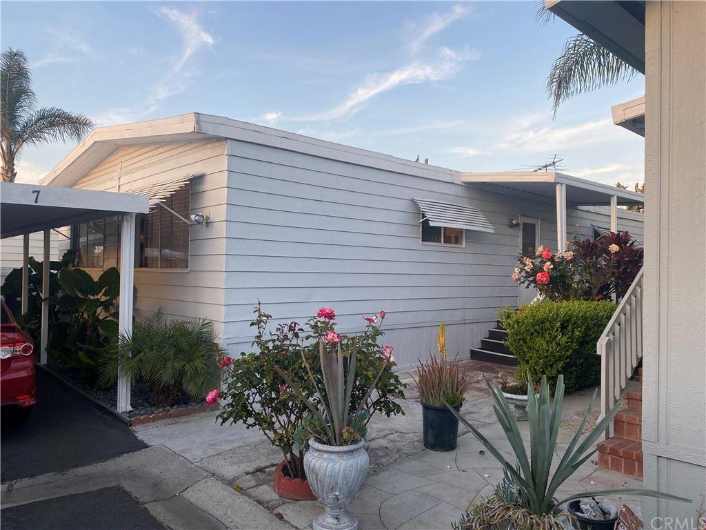 3101 S Fairview #7, Santa Ana, CA 92704 - MLS#: PW21072139