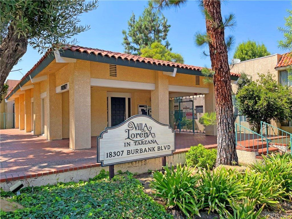 Photo of 18307 Burbank Boulevard #314, Tarzana, CA 91356 (MLS # SR21193139)