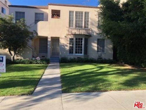 Photo of 1325 S Roxbury Drive #1/2, Los Angeles, CA 90035 (MLS # 20658140)