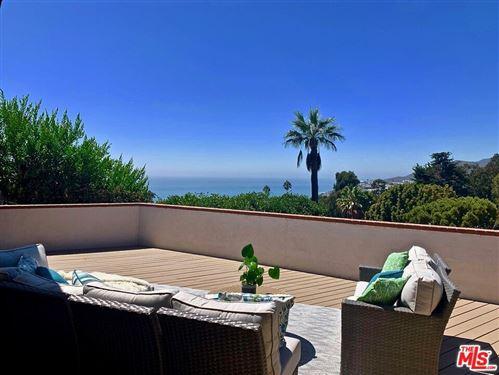 Photo of 251 Monte Grigio Drive, Pacific Palisades, CA 90272 (MLS # 21783140)