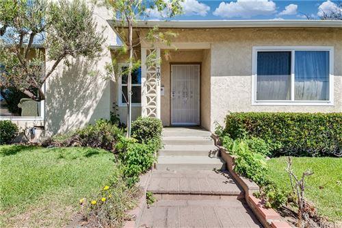 Photo of 10851 Rose Street, Stanton, CA 90680 (MLS # IV21202140)