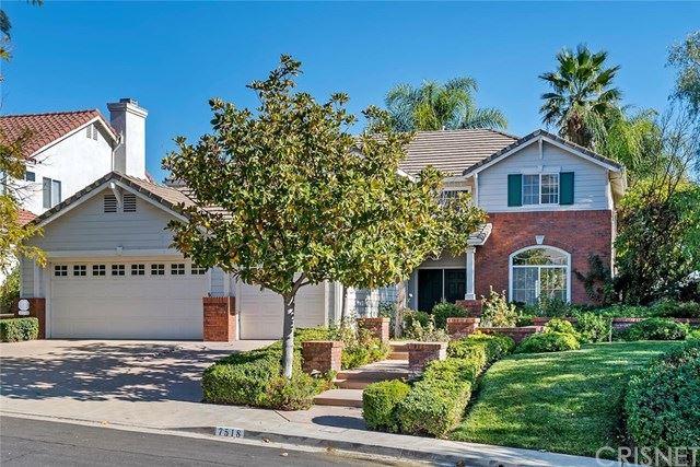 7518 Penobscot Drive, West Hills, CA 91304 - MLS#: SR20251140