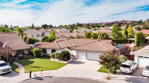 Photo of 3149 Pebblestone Place, Simi Valley, CA 93063 (MLS # 220011141)