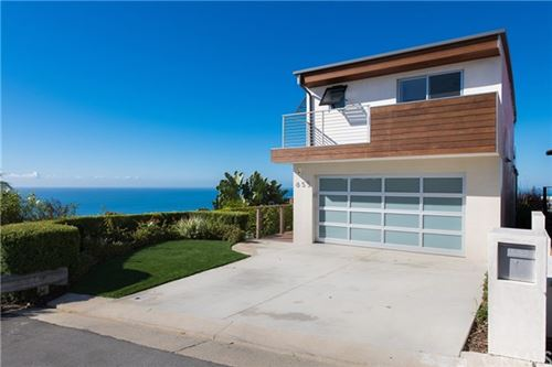Photo of 855 Santa Ana Street, Laguna Beach, CA 92651 (MLS # OC21002141)