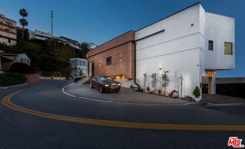 Photo of 1680 SUNSET PLAZA Drive, Los Angeles, CA 90069 (MLS # 20647142)